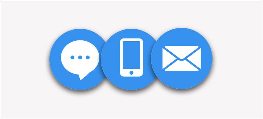 Las comunicaciones por Email y por teléfono dominan el Martech conversacional, pero el chat no se queda atrás